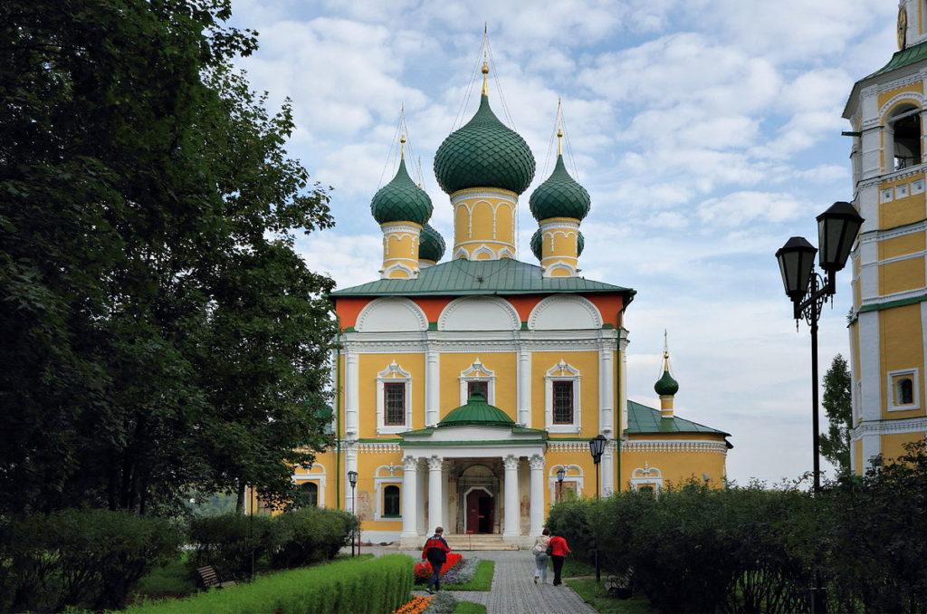 Спасо-Преображенский Собор Угличского Кремля