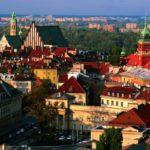 Столица Польши - Варшава