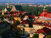 Чудесный уик-энд в Варшаве