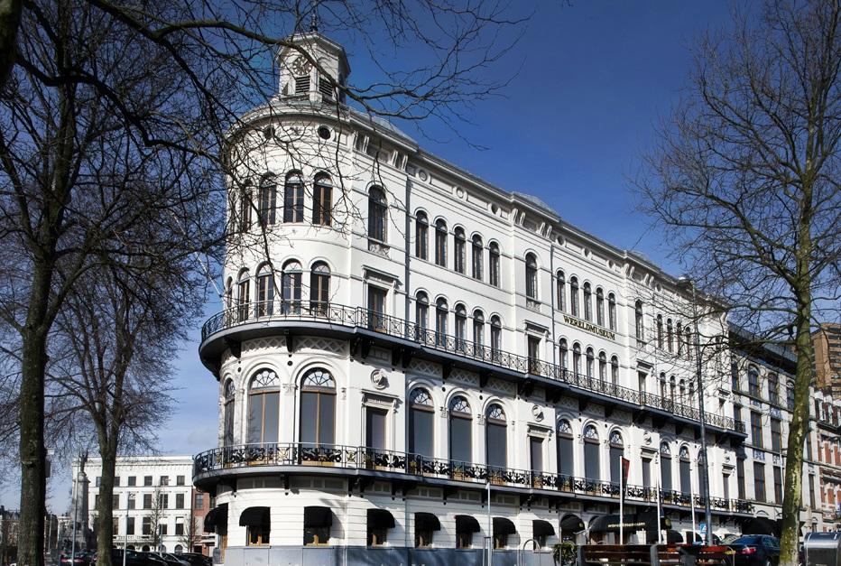 Этнографический музей Роттердама