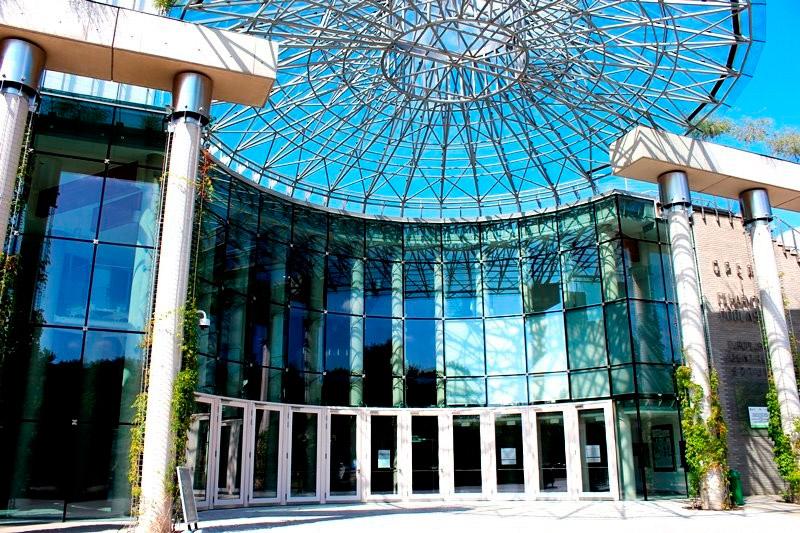 Подлясская опера и филармония в Белостоке