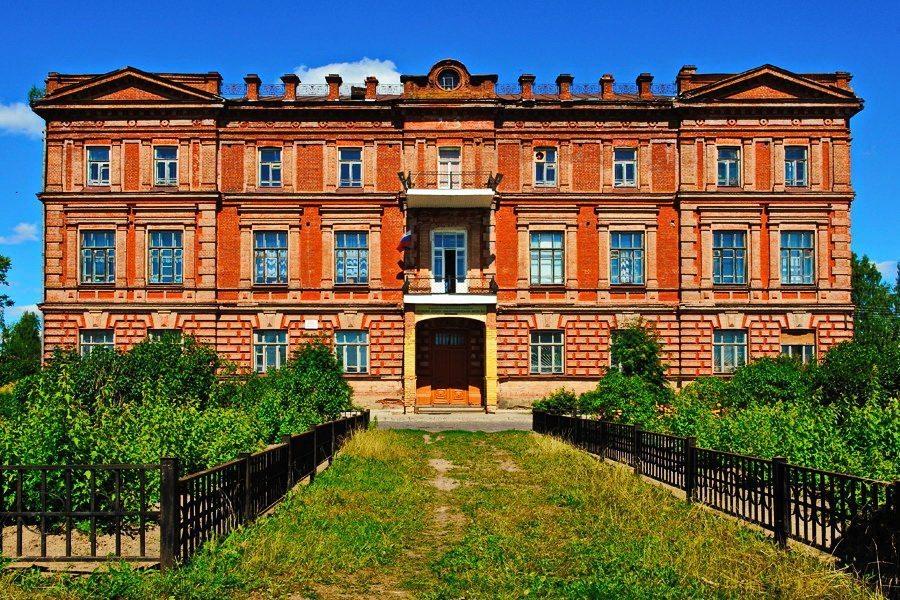 Петровская школа ремесленников в Тотьме
