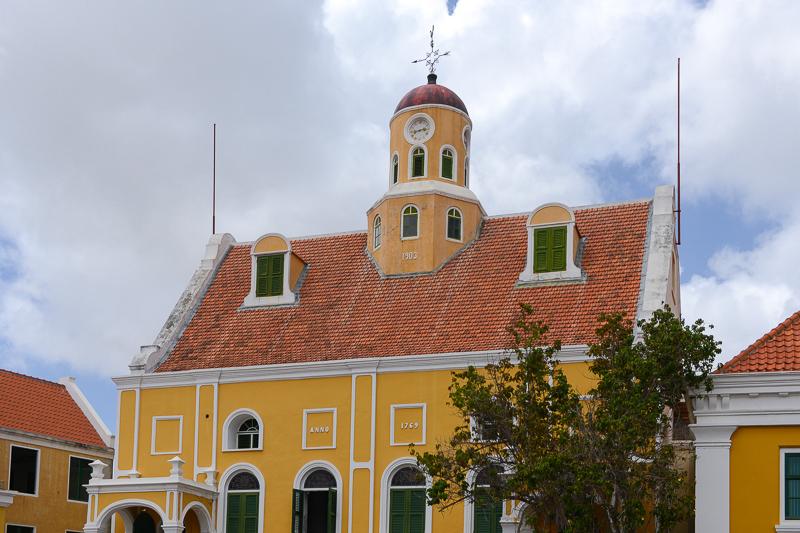 Кюрасао, Церковный музей форта Амстердам
