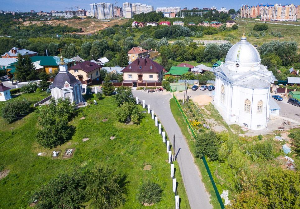 Владимирская горка, Чебоксары
