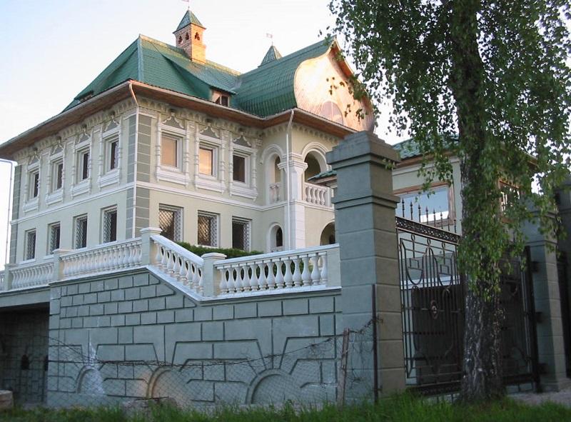 Дом купца Зелейщикова в городе Чебоксары