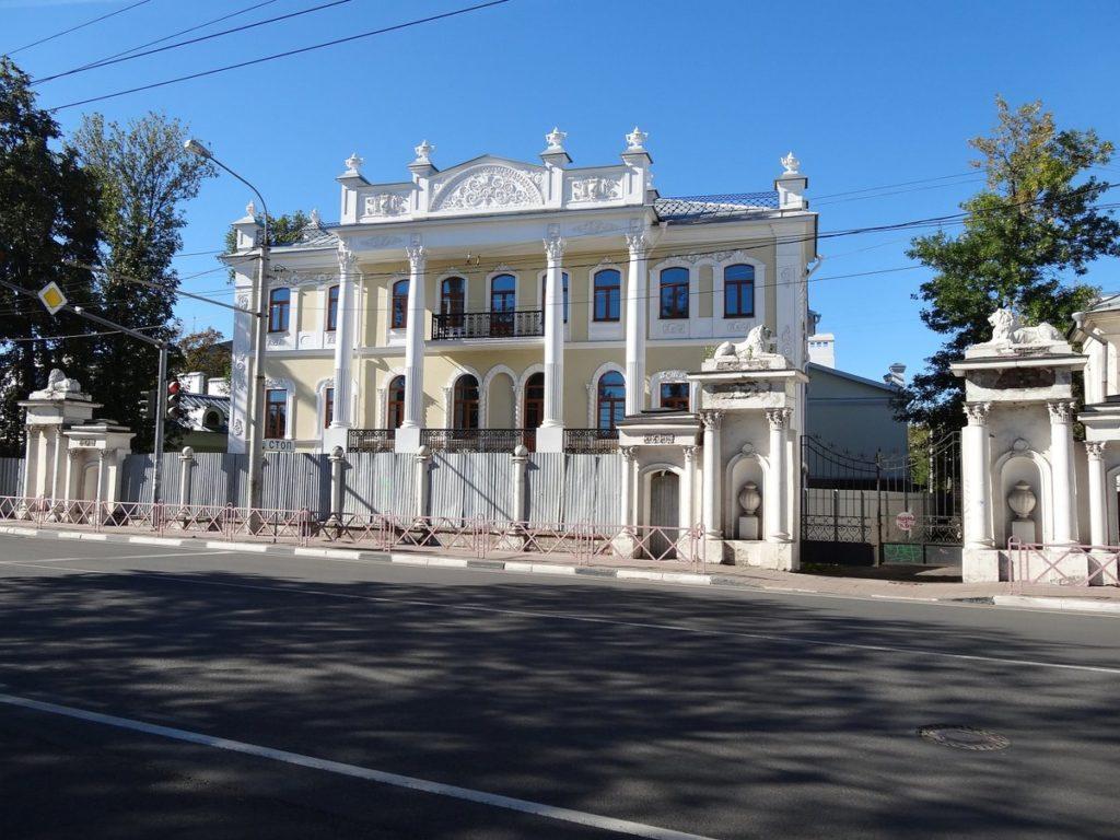 Усадьба Сорокина в Ярославле