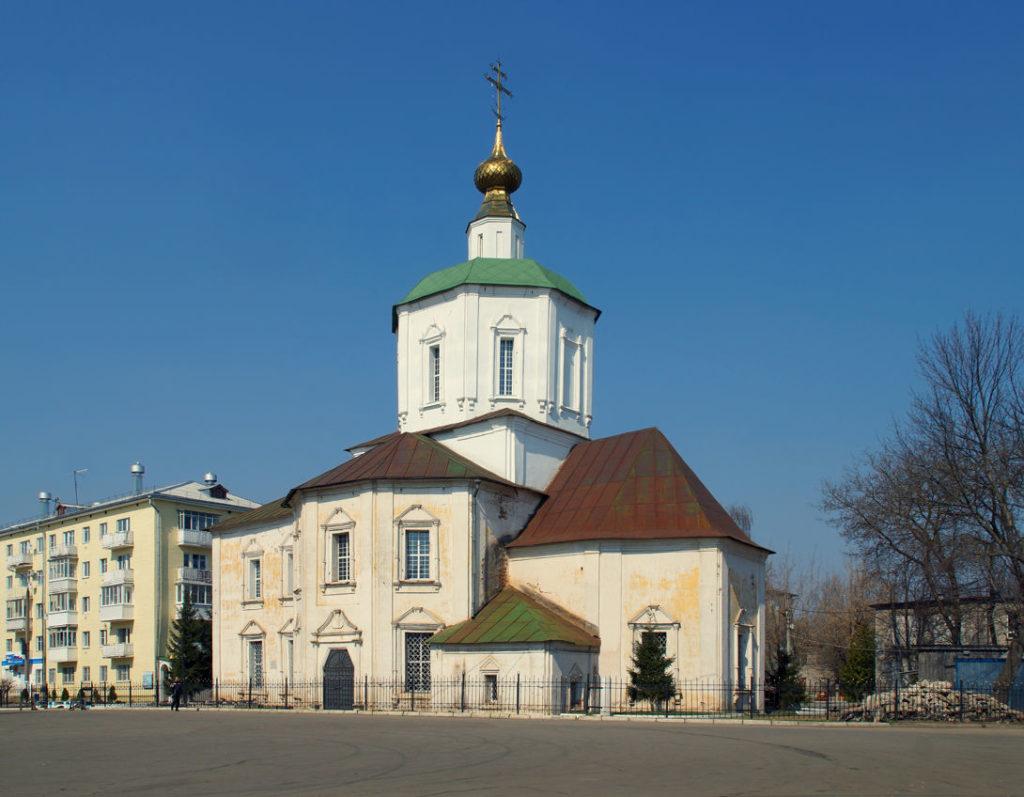 Церковь Успения Пресвятой Богородицы в Твери