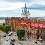 Столица Дальнего Востока - Хабаровск