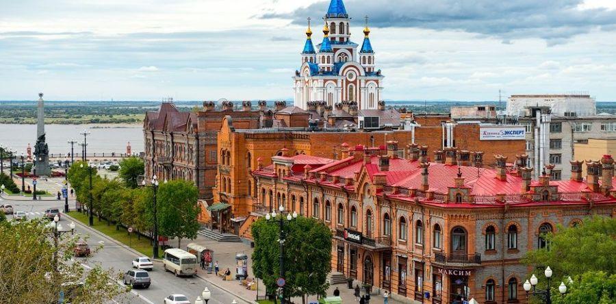 Хабаровск – красивейший город Дальнего Востока
