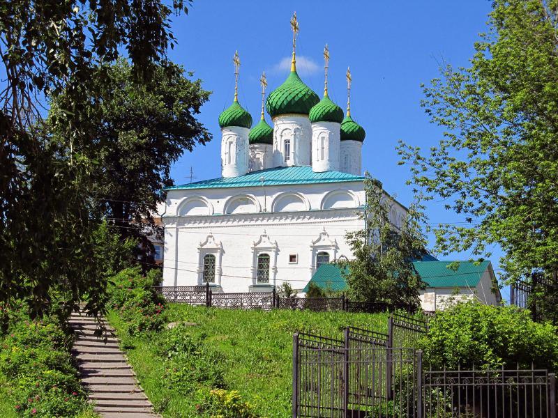 Церковь Архангела Михаила в Чебоксарах