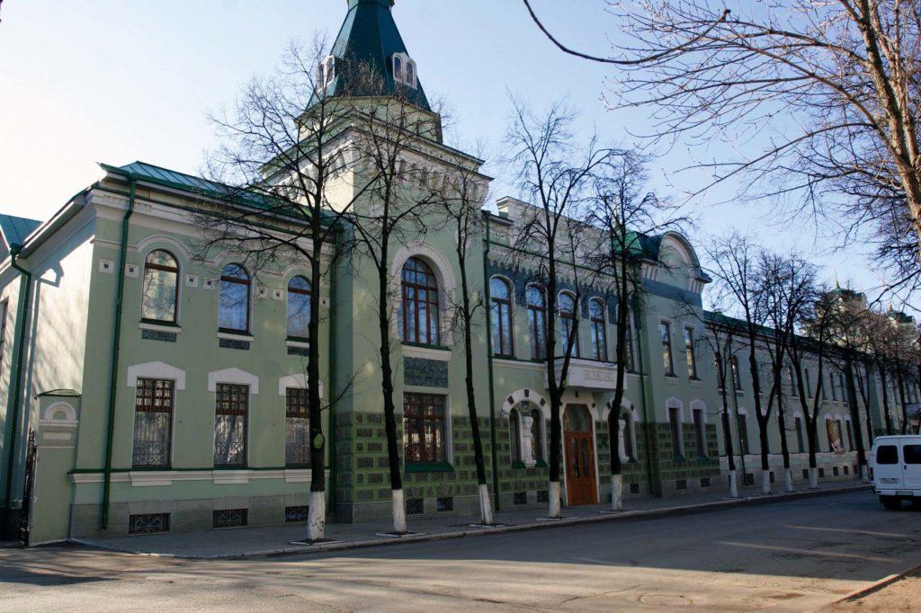 Национальный музей Республики Башкортостан в Уфе