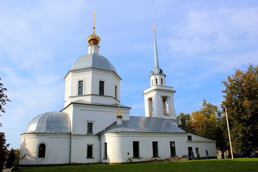 Церковь Трех исповедников в Твери