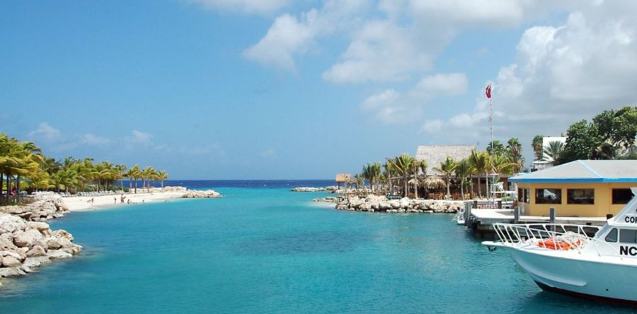 Райский остров Кюрасао