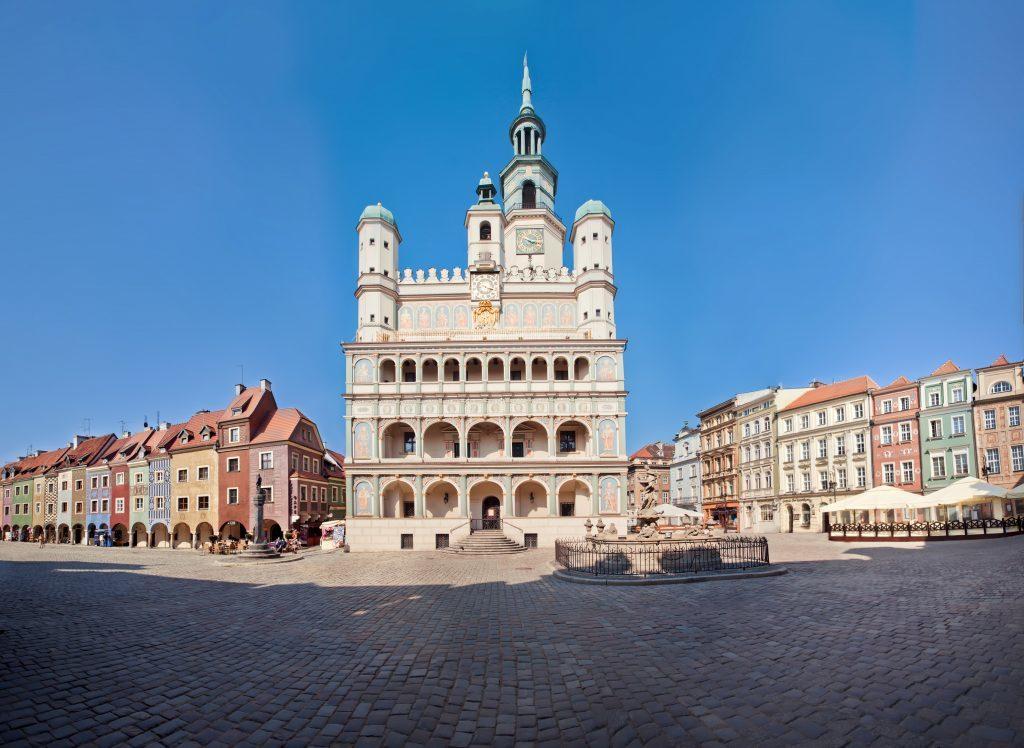 Ратуша на площади Старый Рынок, Познань