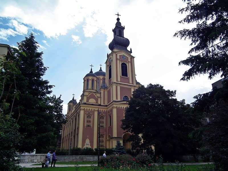 Соборная церковь Рождества Пресвятой Богородицы в Сараево