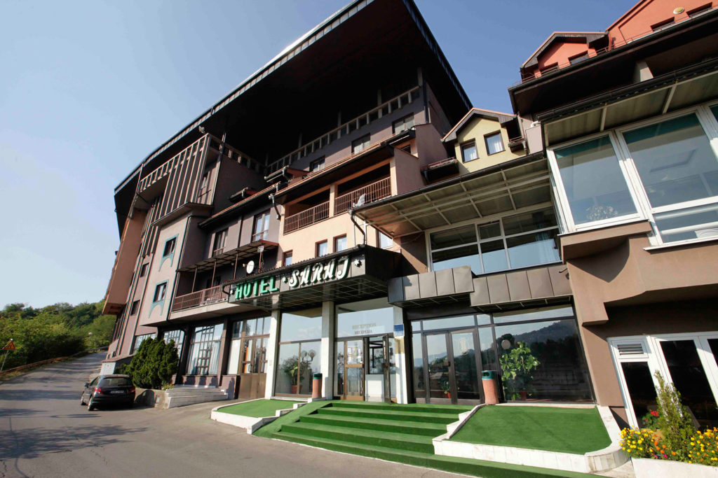 "Hotel ""Saraj"" в Сараево"