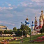 Город Тамбов в России