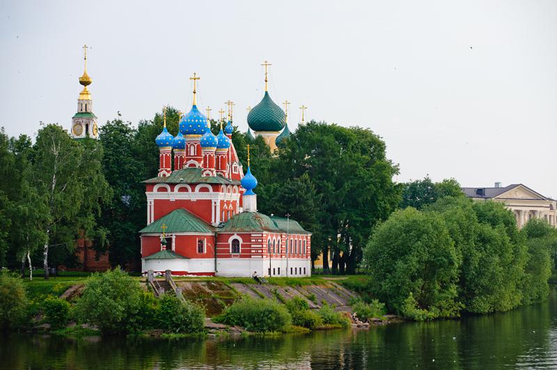 Церковь Димитрия на Крови, г.Углич