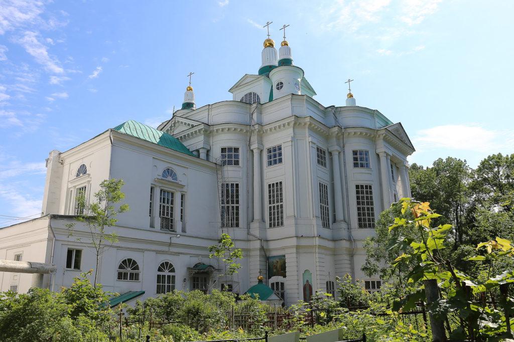 Всехсвятский кафедральный собор в Туле