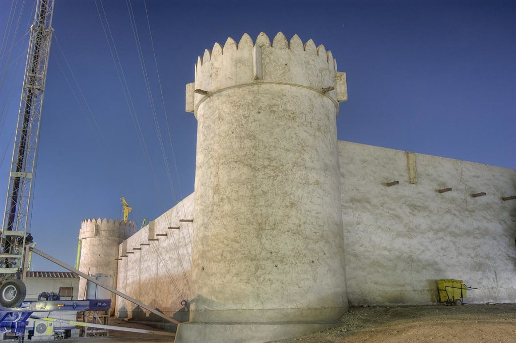 Форт Аль-Кут в Дохе
