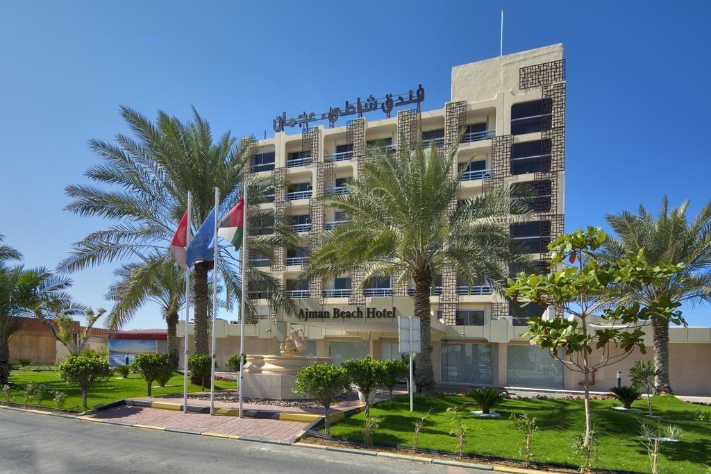 """Отель """"Ajman Beach Hotel"""", 3*, Аджман, ОАЭ"""
