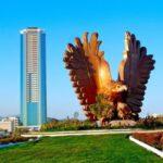 Город Фуджейра в ОАЭ