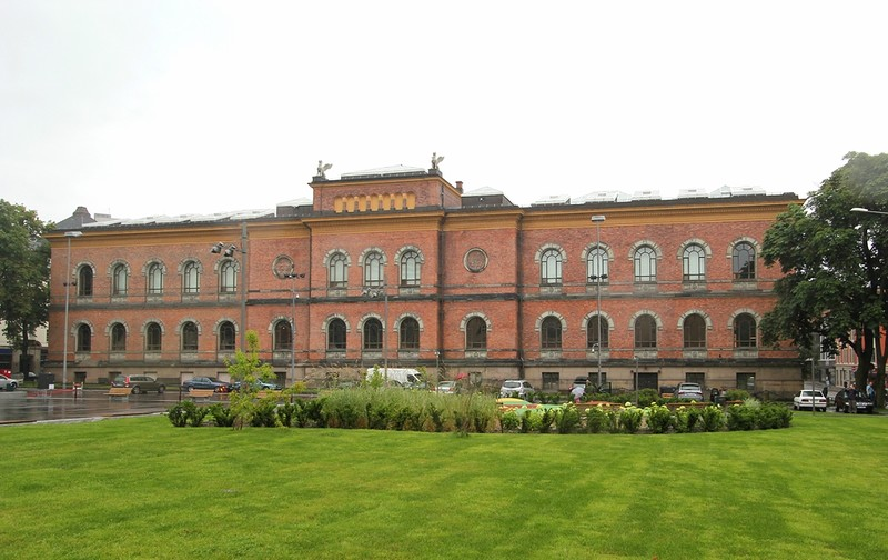 Национальный музей искусства, архитектуры и дизайна в Осло