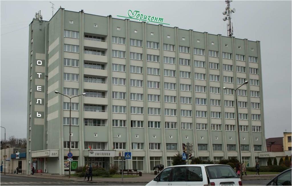 """Отель """"Горизонт"""" в г. Барановичи"""