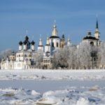 Город Великий Устюг в Вологодской области