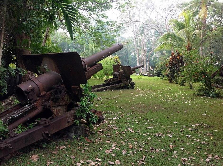 Музей Второй мировой войны на Соломоновых островах