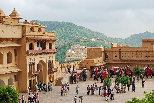 Индийский Джайпур – кладезь необыкновенной архитектуры, красивейших дворцов и самобытной культуры