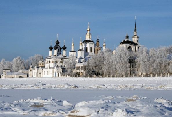 Незабываемые новогодние каникулы в Великом Устюге