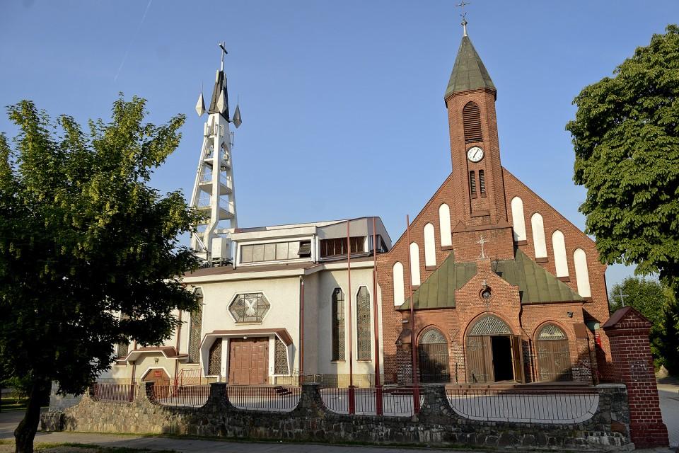 Костел Святого Николая в Гдыне