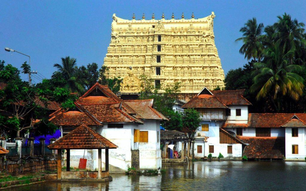 Храм Вишну Падманабсхавами в Тируванантапураме