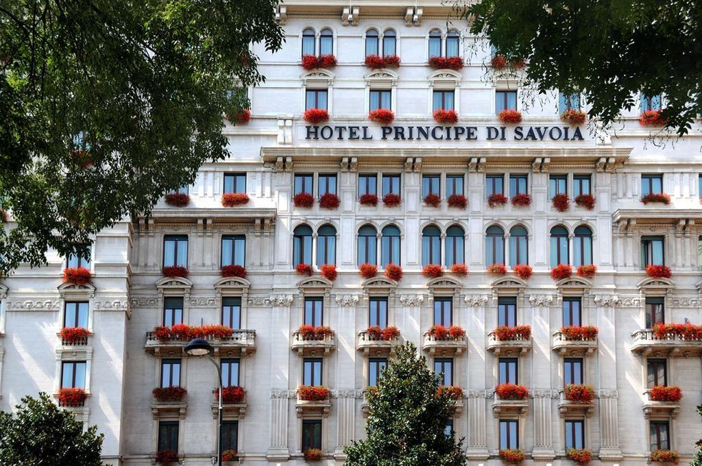 Hotel Principe Di Savoia в Милане
