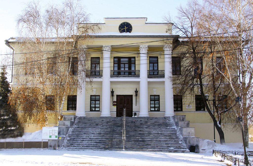 Областной краеведческий музей Тюмени