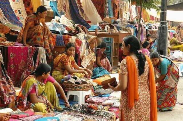 Базар в Джайпуре