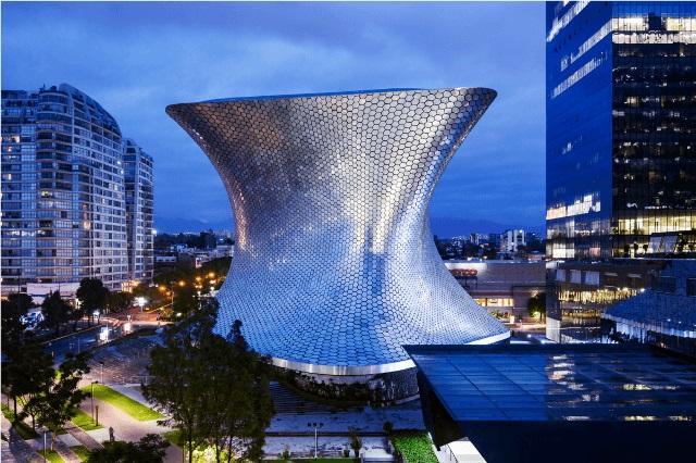 Музей Соумайя в Мехико