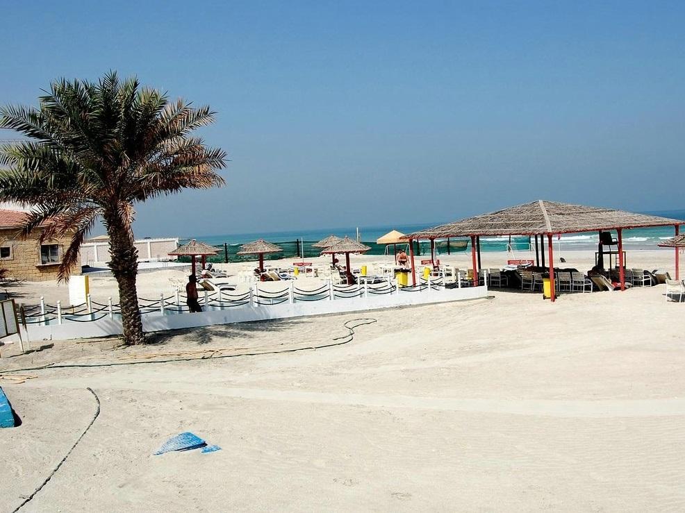 Пляжи Аджмана