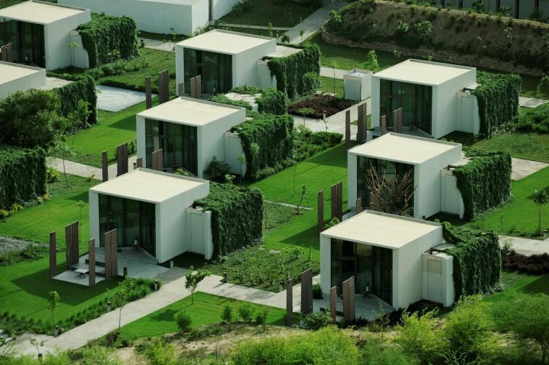 Отель «Lebua Lodge Amber» в Джайпуре