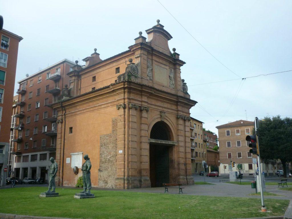 Болотные ворота Болоньи
