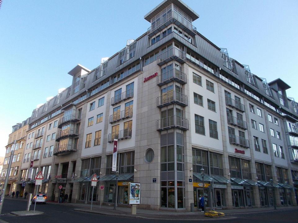 """Отель """"Марриотт"""" в Лейпциге"""