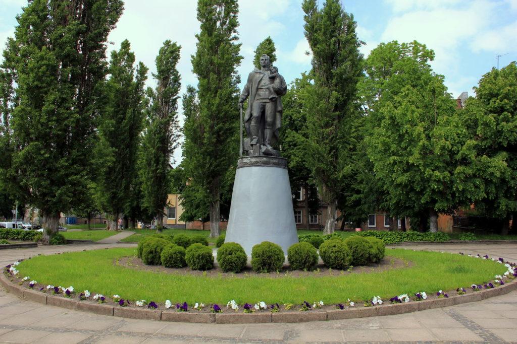 Памятник Воину-освободителю в Советске