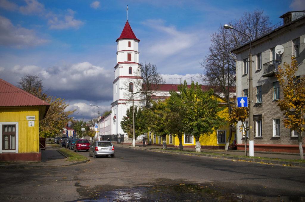 Костёл Православной Девы Марии в Борисове