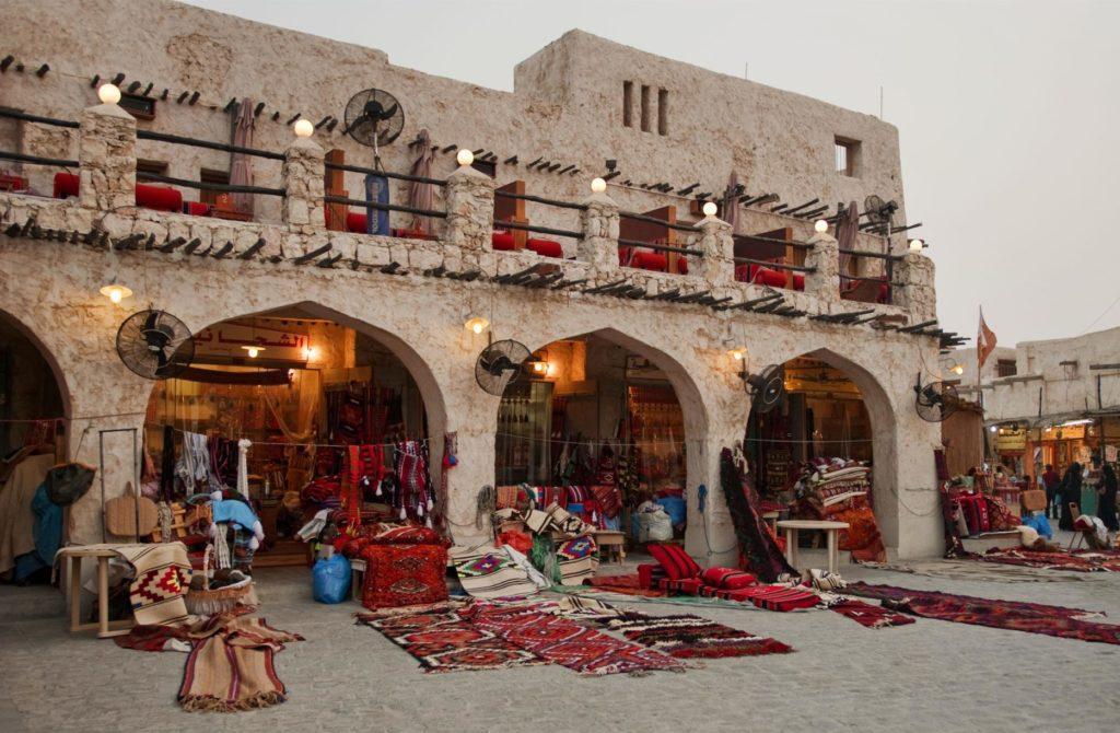 Рынок Вагиф в Дохе
