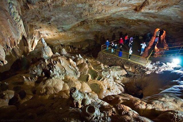 Пещера Нового Афона, Абхазия