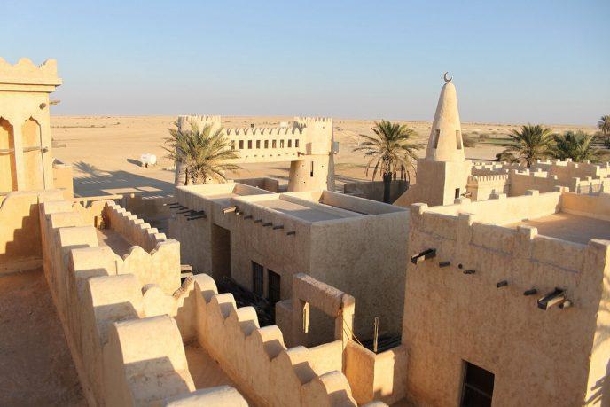 «Фильм-сити» близ Дохи