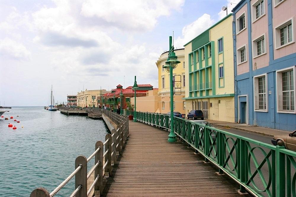 Набережная Бриджтауна, Барбадос