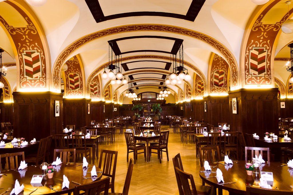 """Ресторан """"Погребок Ауэрбаха"""" в Лейпциге"""