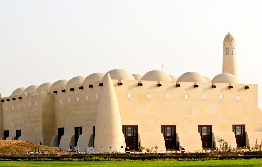 Большая мечеть Дохи